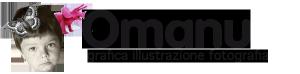 home omanu grafica, web design e illustrazione