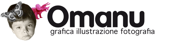 home omanu grafica, web design e illustrazione